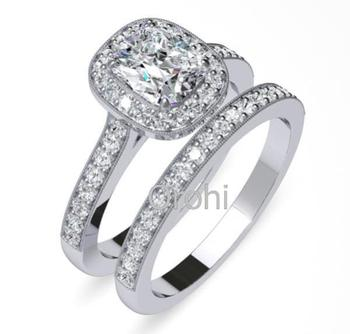 Y00281- New Arrival Diamond Engagement Ring,Pair Engagement Ring ...