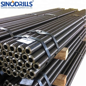 R51N full threaded IBO grouting hollow anchor bar for micropile