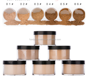 Hot Best Selling Beauty Makeup Setting Loose foundation powder high quality makeup women face powder