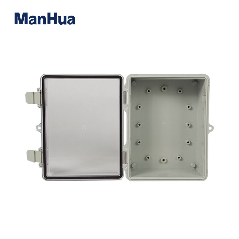 Connectors Ip66 Plastic Project Box 80*110*45mm Junction Box Distribution Enclosure Used With Connector Professional Design