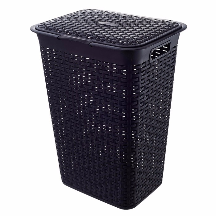 Wholesale Bedroom Storage Basket Plastic Rattan Laundry Basket - Buy  Bedroom Storage Basket,Laundry Basket,Plastic Rattan Laundry Basket Product  on ...