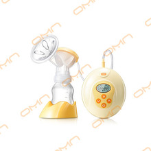 Portable medela electric breast pump in style advanced tubes