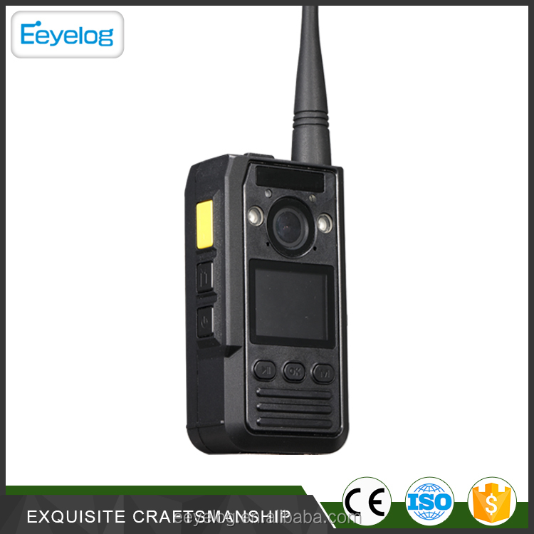 Max 32pixel officer and security agency police pocket video camera