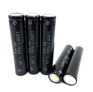 Cheap NiCD AA 1300mAh 1.2v rechargeable battery with BIS certificate for toys