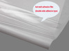 double side adhesive heat press adhesive film used for bonding fabrics together