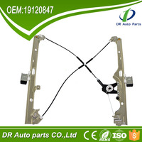 Car Window Glass And Power Window Regulator For Chevrolet Escalade / Tahoe Parts Oem: 15037214 15077854 15095844