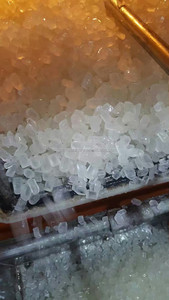 cheaper big crystals rock Sugar Production Line with automatic control system