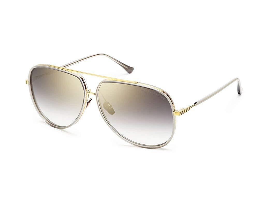 c216d355ef8b Get Quotations · Dita Condor Two 21010-B-GRY-GLD-62 Sunglasses