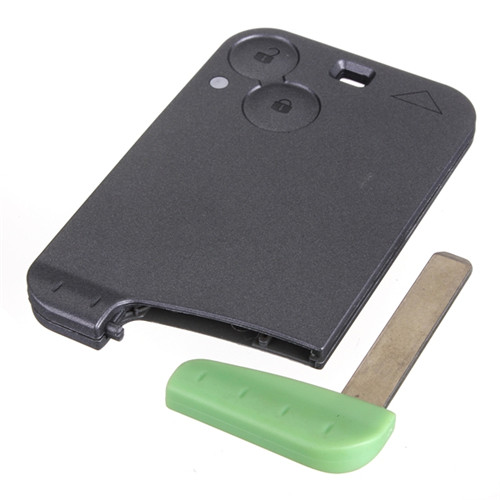 Replacement Flip Remote Key Shell 2 Button Car Key Card Shell Case ...