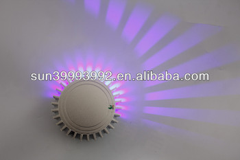 Indoor Led Wall Fittings/home Decoration Wall Lighting
