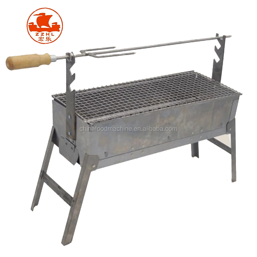 Hot Sale Stainless Steel High Quality Charcoal Outdoor Bbq