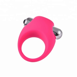 Pleasure Pictures Soft Rabbit Silicone Magnetic Cocking Vibrating Penis Goat Eye Men Cock Rings For Male
