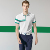 New Classic mens stripped tennis jersey polo shirt voor mannen factory