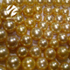 wholesale loose golden south sea Tahitian Chinese akoya cultured earring pearls