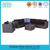 modern new design outdoor patio wicker luxury furniture sofa classic