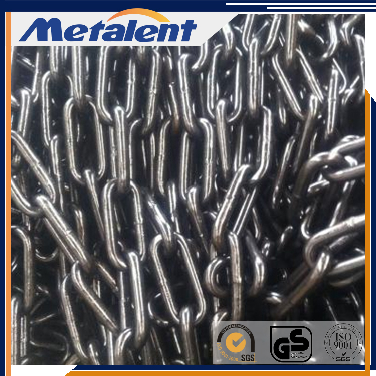 China manufacturer stainless steel OEM service long pitch link large chain big chain