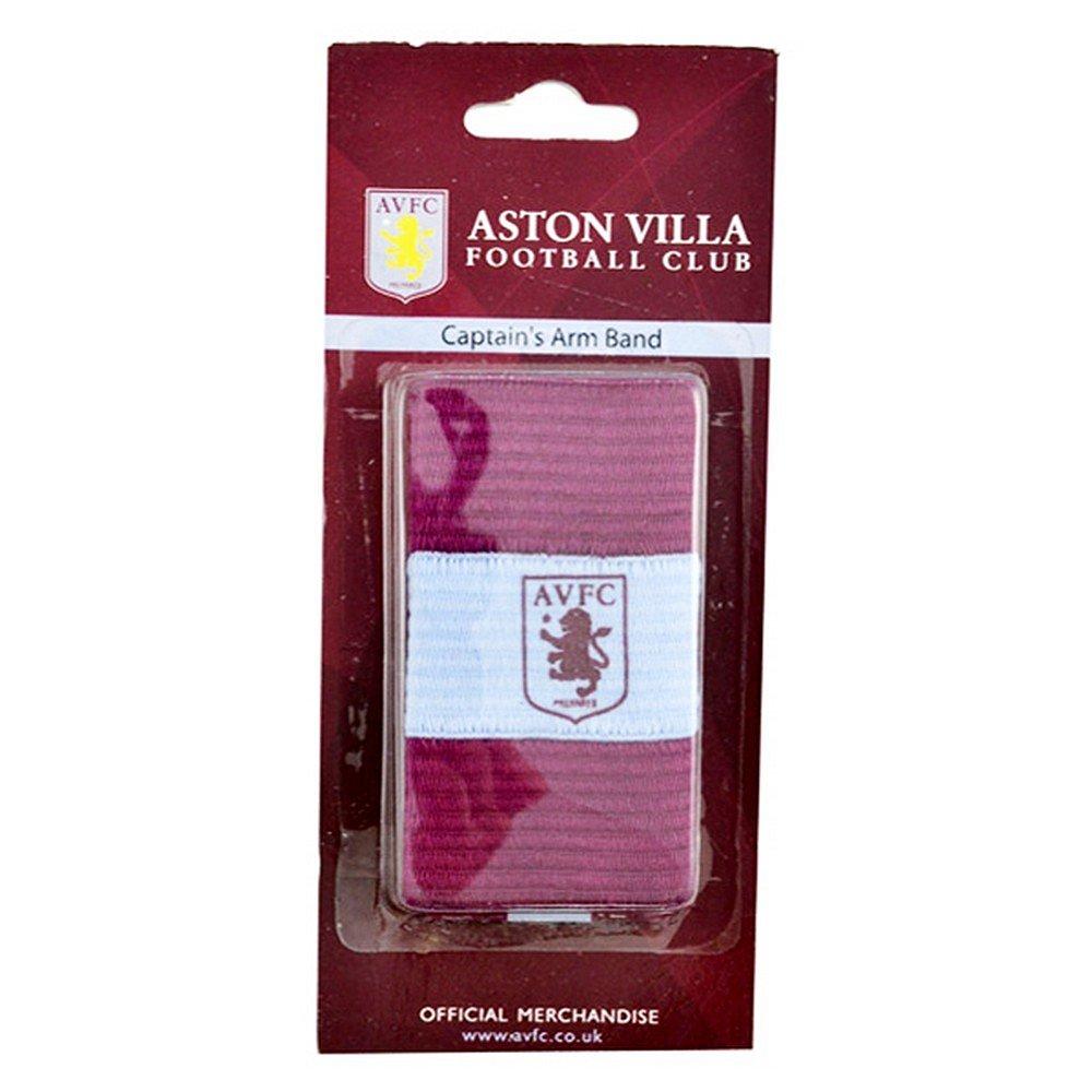 Aston Villa FC Official Captains Football Crest Sports Armband
