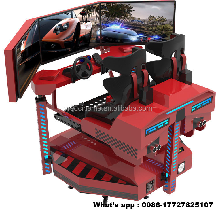 video room machine pc driving simulator racing simulator games with logitech wheel buy game. Black Bedroom Furniture Sets. Home Design Ideas