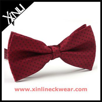 Popular Womens Cheap Red Bow Ties