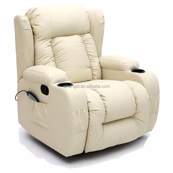 KD MS7027B Massage Cinema Recliner Chair Home Furniture Sofa Reclinable