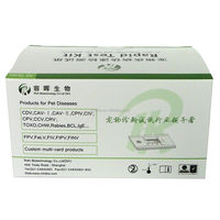 Canine Brucellosis Antibody Rapid Test Kit