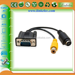 Alibaba China gold supplier av to vga adapter