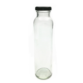 10 Oz  300 Ml Empty Glass Coconut Milk Bottles Drinking Water Bottles - Buy  Glass Bottle,Glass Coconut Milk Bottles,Empty Glass Bottle Product on