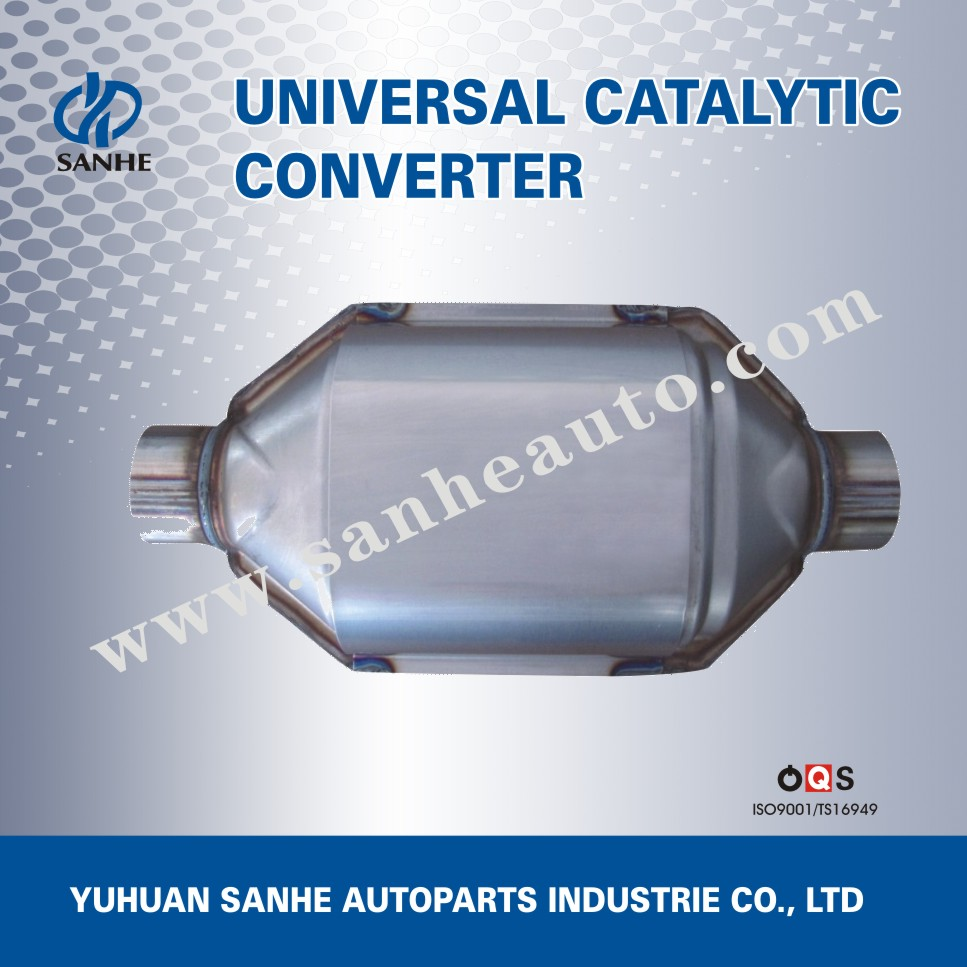 Manifold Exhaust Catalytic Converter Type Used Catalytic Converters
