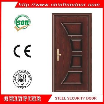 Steel Door Frame Making Machines Door Steel With Ce Certificate Cf ...
