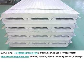 Corrugated Sandwich Panel Supplier In Uae Dubai Abu Dhabi