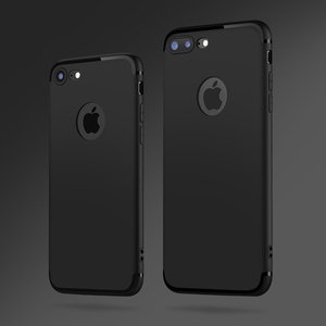 DFIFAN Fashion black case for iphone 8 plus phone case private label for iphone 7 for iphone 8 cover case