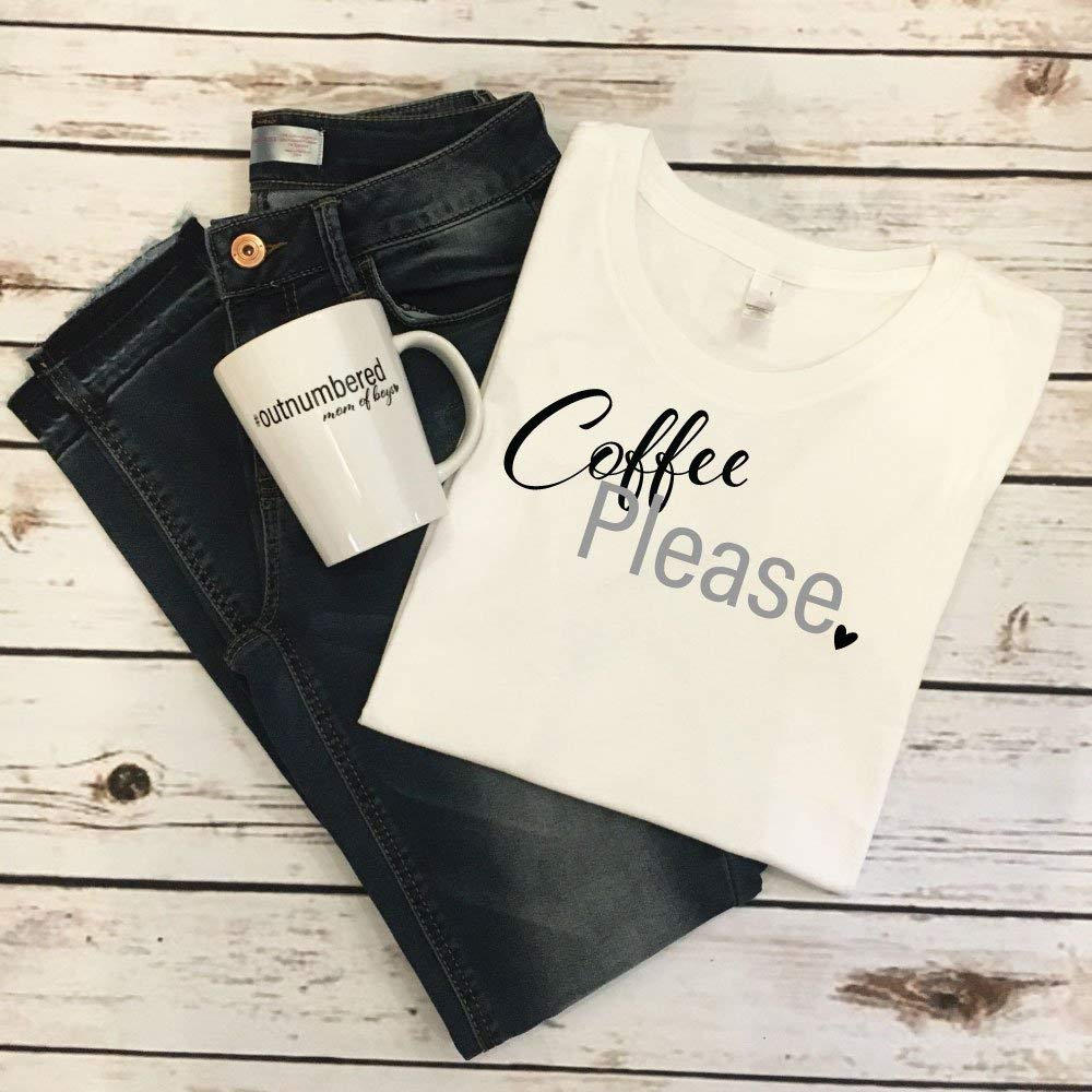 Coffee Please Tank Top Lover Or Shirt Gift Idea For Mom