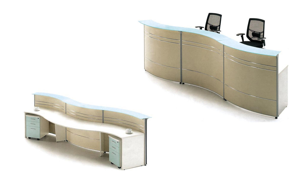 Phenomenal Cf Office Curved Reception Desk Furniture Design Front Desk For 2 Largest Home Design Picture Inspirations Pitcheantrous