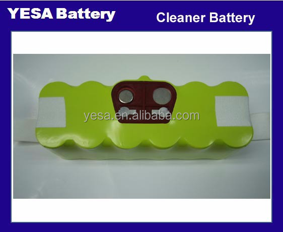 14.4V 3.5AH Ni-MH Vaccum cleaner battery for IRobot Roomba 80501 500 series, 600series, 700series battery
