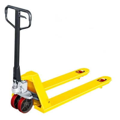 Hot koop light duty trolley hand pallet jack prijs