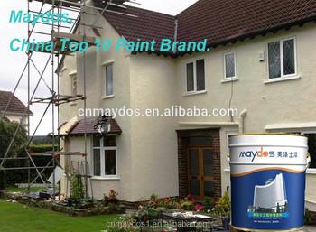 Pareti Esterne Casa : Maydos emulsione acrilica finiture delle pareti esterne casa