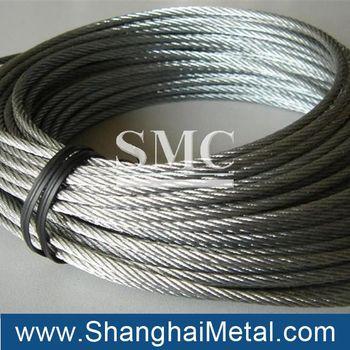 Steel Wire Rope 20mm And Capacity Of Steel Wire Rope - Buy Steel ...