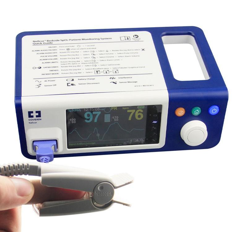Medical Machine Original Oximeter Pm100n Pulse Oximeter - Buy Original  Nellcor Oximeter,Pulse Oximeter,Xyjq-001 Nellcor Product on Alibaba com