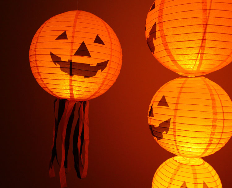 12 Inch Decorative Paper Lanterns for Kids