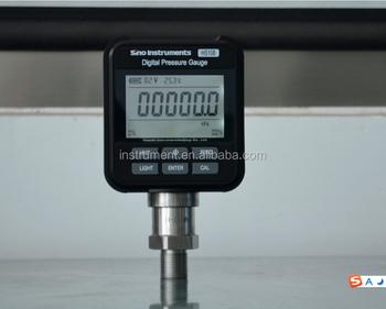 Bar/psi/mbar Precision Pressure Gauge Manometers Hs108 - Buy Precision  Pressure Gauge Manometers,Digital Pressure Gauge With 9 Pressure Units,6