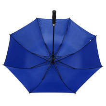 Custom logo 120cm 8K Outdoor Large Auto Open Straight Promotion Umbrella