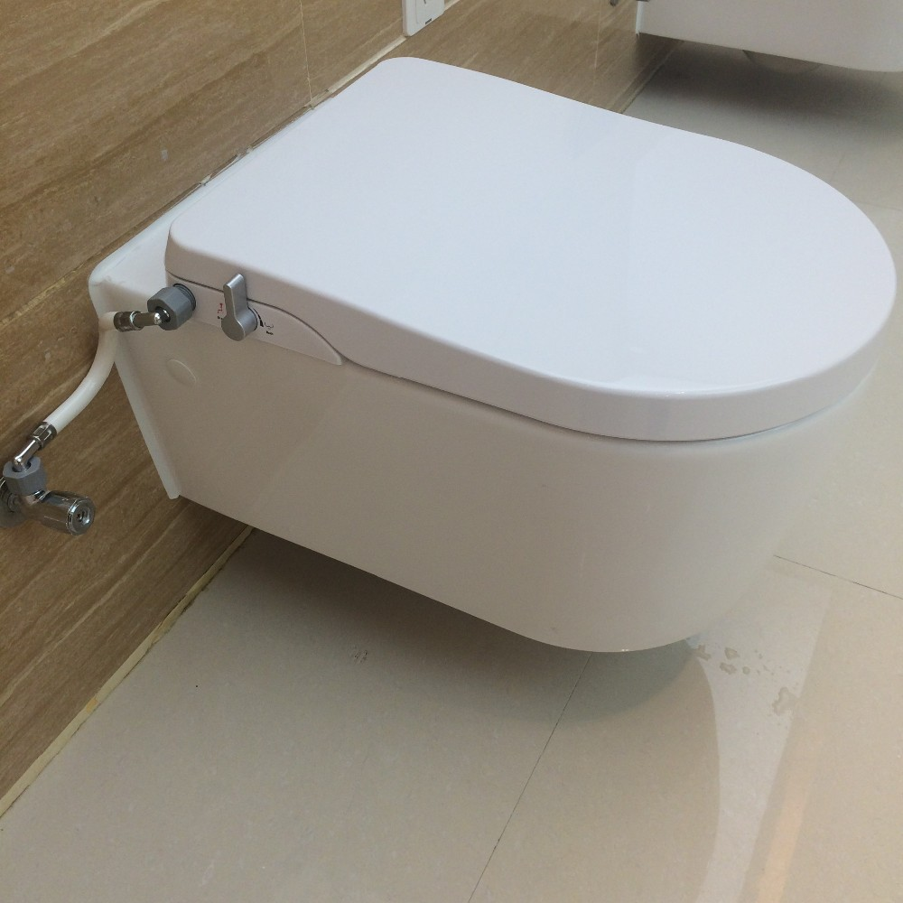 U Design Fancy Self Cleaning Portable White Bidet Sanitary