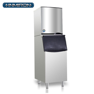 555Kg Per Day Granular Ice Machine For Sale Good Quality Ice Making Machine For Fish Keeping