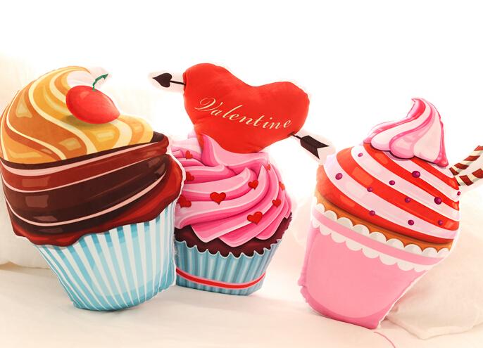 Ice Cream Cakes With Liquid Sundae S