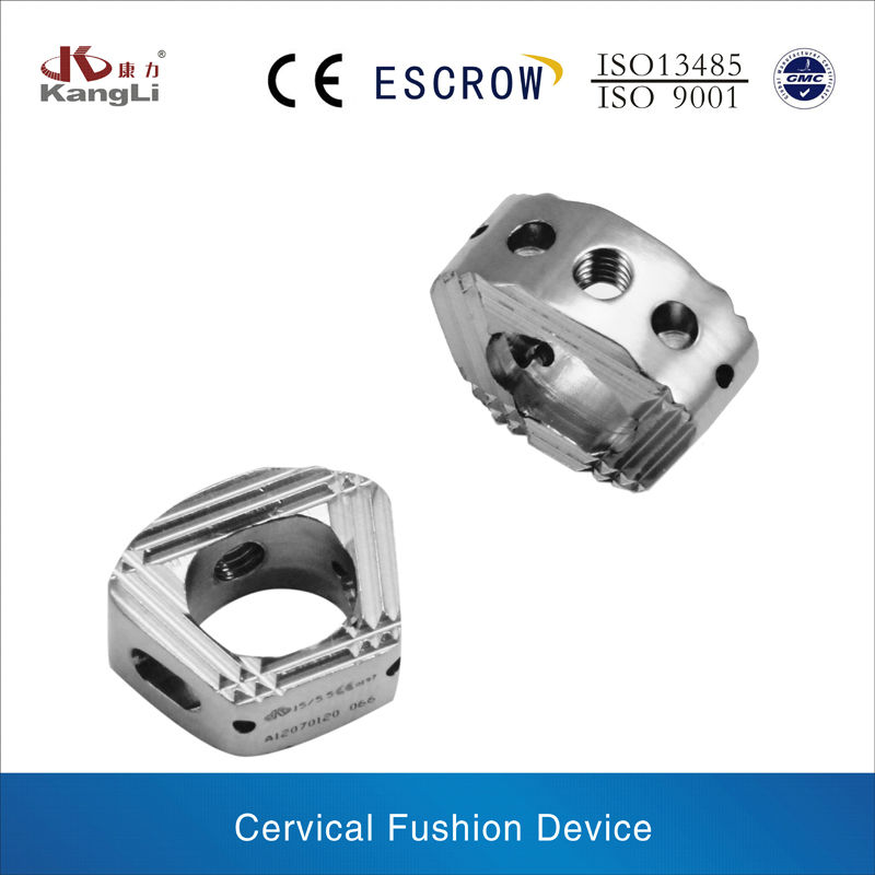 Cervical Cage Spinal Implants Fusion Device