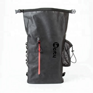 Custom heavy duty PVC floating Military tactical waterproof dry bag rolltop 20l 30l emergency survival backpack