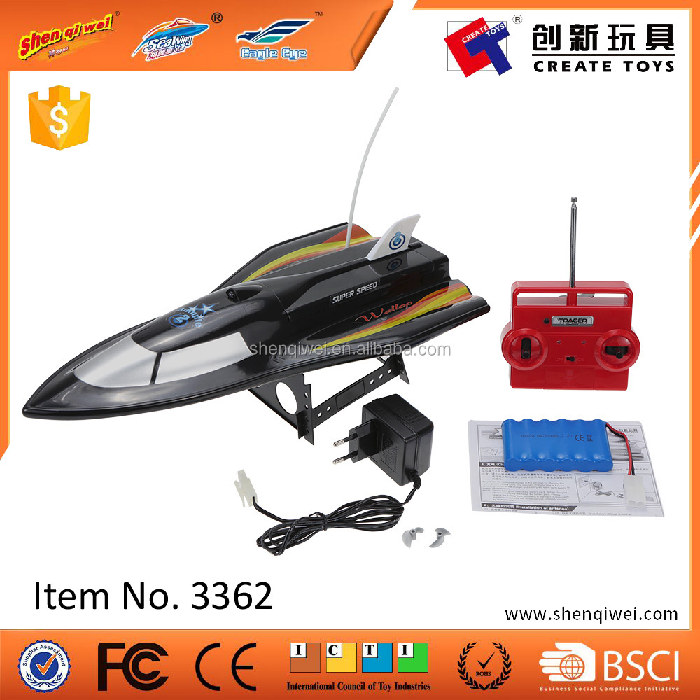 RC Boat XSTR 62 Boat HIgh Powered remote controlled fishing bait boat