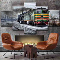 Home Goods Wall Art With Light up Canvas Paintings Framed Art Work Wholesale Famous Canvas Painting Home Decor
