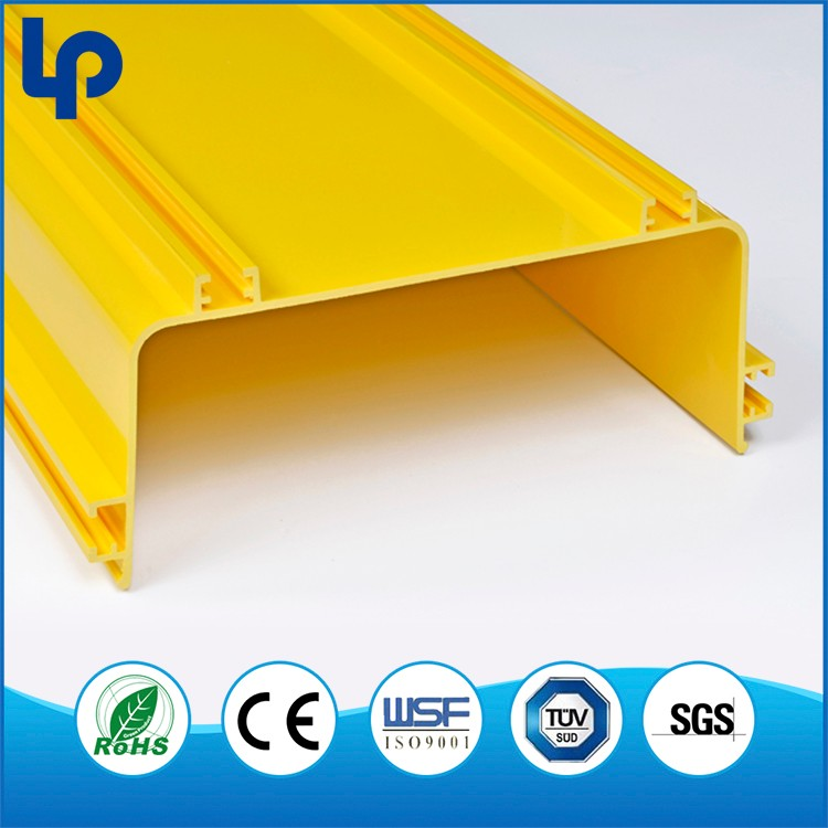 New PVC Material cable tray optical fiber