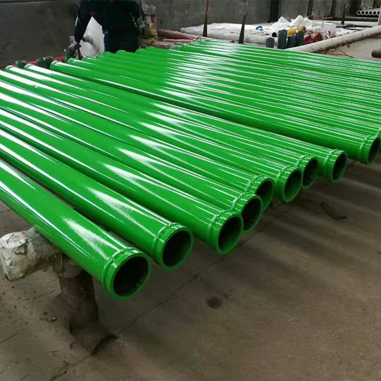 """Trade Assurance Manufacturer Factory price 5"""" DN125 st52 concrete pump pipe"""
